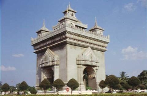 Giải phóng Vientiane