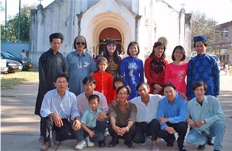 Người Việt ở Vientiane