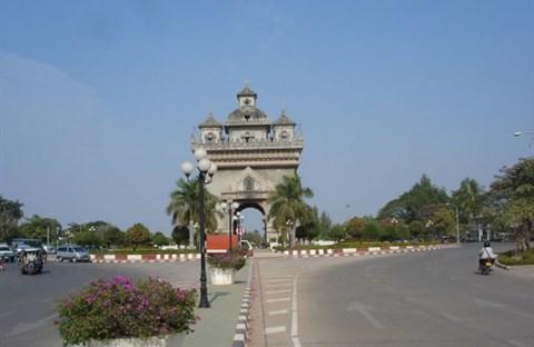 Xa rồi Vientiane (thơ)