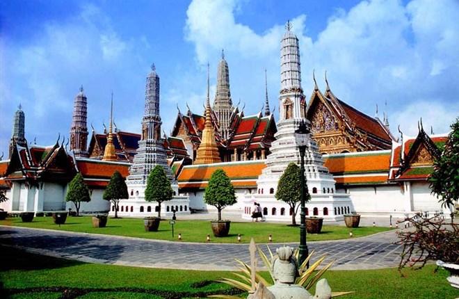 Luang Prabang - cố đô bên dòng Mékong