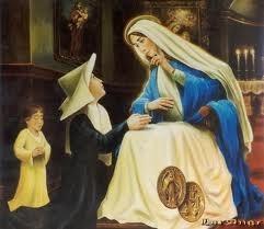 Thánh nữ Catherine Labouré