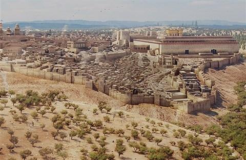 Biến cố tại Giêrusalem