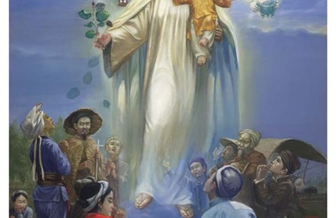 Kinh Đức Mẹ La-vang