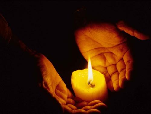 Lời nguyện lúc thắp sáng cây nến