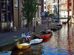 Strasbourg - Amsterdam du ký