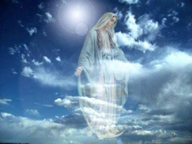 Mẹ Maria : trên con đường Tình yêu