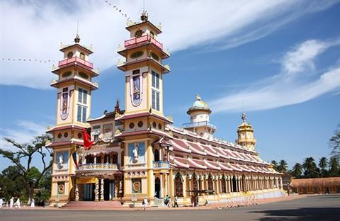 Tây Ninh quê mình đẹp lắm