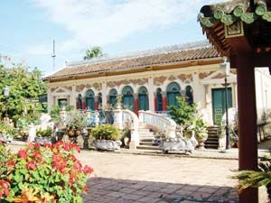 Ngôi nhà cổ - vườn lan Bình Thủy được công nhận di tích cấp quốc gia
