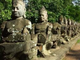 Angkor huyền bí