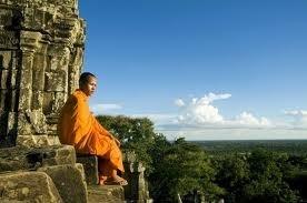 Hoàng cung rực rỡ của Campuchia