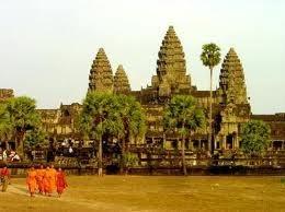 Angkor xưa và nay