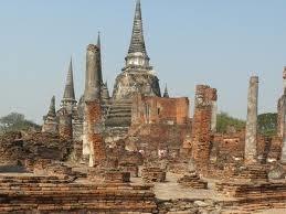 Ayuthaya, kinh kỳ xưa nước Thái