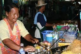 Xóm Việt ở Bangkok