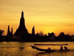 Bangkok - thành phố nhiều tương phản