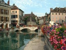Annecy - Venise của nước Pháp