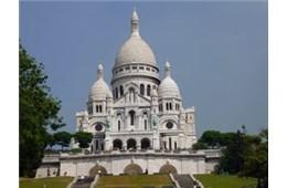 Ðồi Montmartre ở Paris