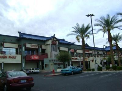 Du lịch Las Vegas: Phố Tàu và người Việt ở Las Vegas