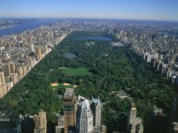 Ðảo Ellis và công viên Central Park ở New York