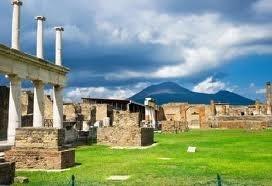 Núi lửa Vesuvio và di tích Pompeii