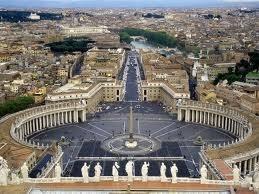 Viếng tòa thánh Vatican