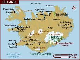 Một chuyến vòng quanh quốc đảo Iceland