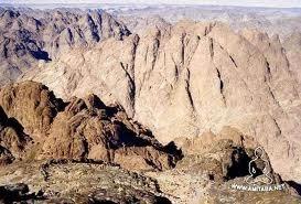 Khám phá sa mạc ở Sinai
