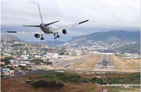 Những sân bay kỳ lạ nhất hành tinh