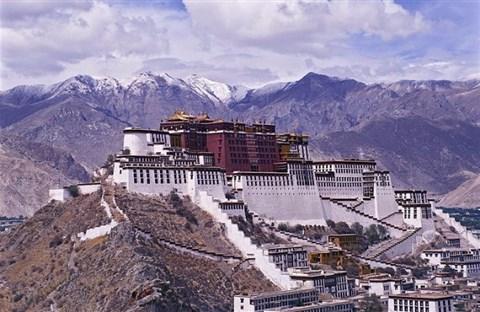 Biểu tượng văn hóa của Tây Tạng là gì ?