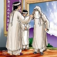 Sự tích chiếc khăn tang