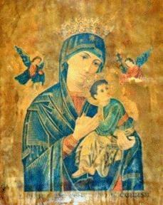 Cầu nguyện với Đức Mẹ