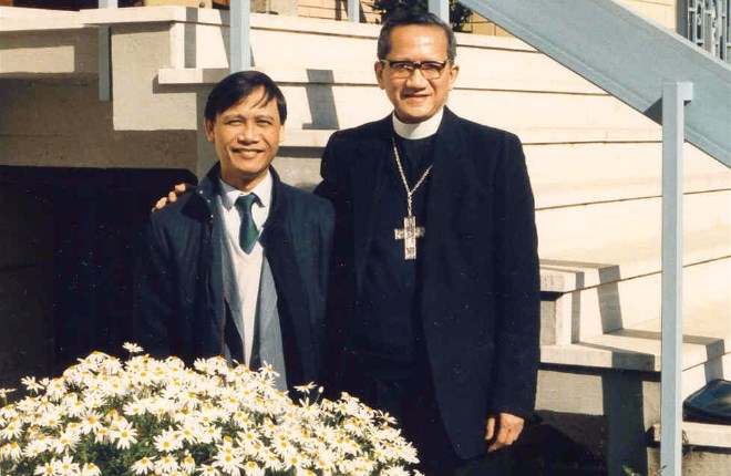 Một vài kỷ niệm sống động về Lm Phanxicô Xavie Nguyễn Văn Thuận