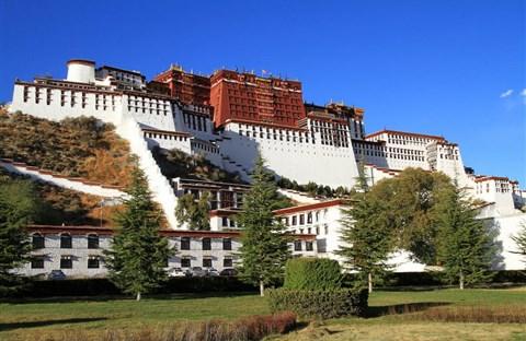 Khám phá kỳ quan Potala của người Tây Tạng