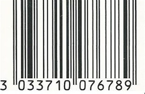 Mã sọc – barcode