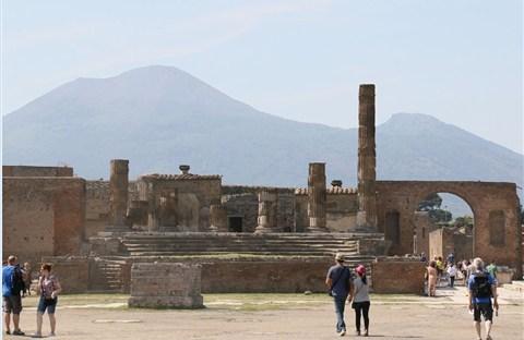 Pompeii, thành phố núi lửa chôn vùi