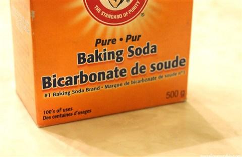 Công dụng của BAKING SODA (Bicarbonade de soude)