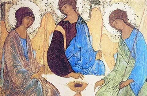 Thiên Chúa duy nhất Ba Ngôi trong Thánh Kinh