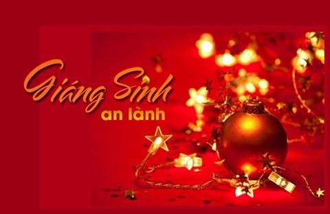 Chúc mừng Giáng Sinh 2017