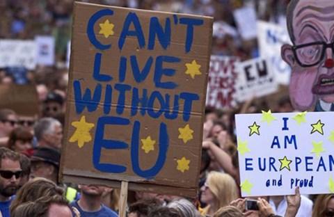 Brexit: Người Anh và công dân Âu châu