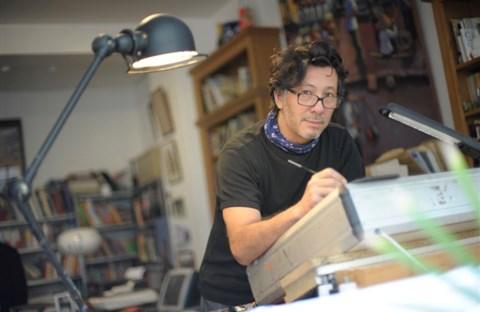 """Phỏng vấn tác giả """"Saigon Calling"""", hoạ sĩ Marcelino Truong"""