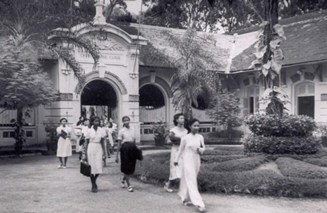 Trường Marie Curie Sài Gòn 100 tuổi