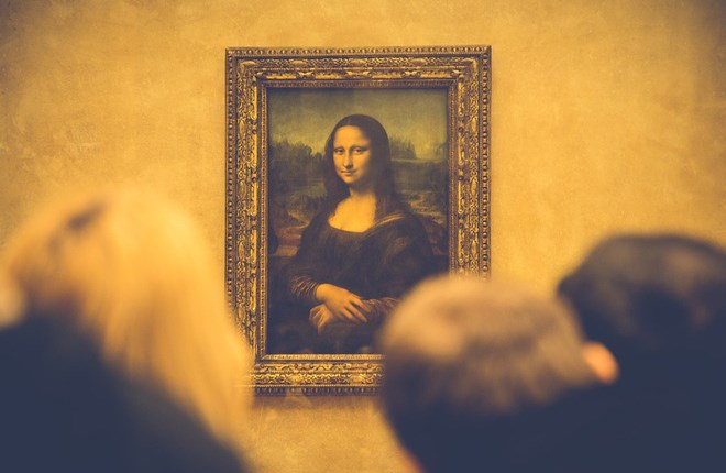 """Giải mã bí mật mới nhất trong tuyệt phẩm hội họa """"Mona Lisa"""" của Da Vinci"""