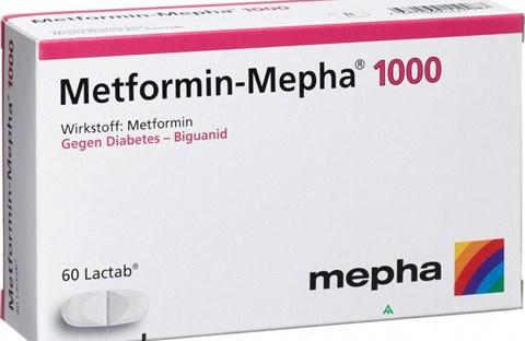 Thuốc Metformin và bệnh tiểu đường