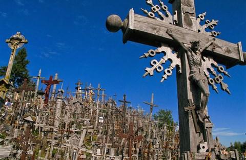 Đồi Thánh Giá ở Lithuania