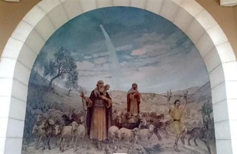 Thăm hang Bêlem nơi Chúa sinh ra đời
