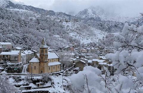 Mùa Đông và Tuyết giá