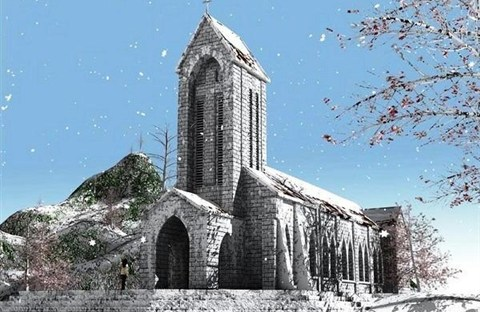 Top 5 nhà thờ cổ ở Việt Nam được biết đến nhiều nhất