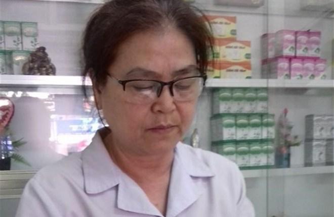 Khao khát hướng về người bệnh nghèo : Nữ tu Anna Lê Thị Hội