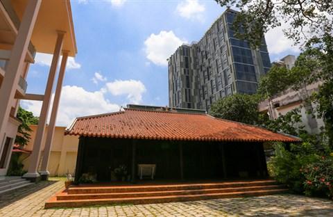 Nhà cổ nhất Sài Gòn từng là nơi ở của giám mục Bá Đa Lộc (Pigneau de Behaine)