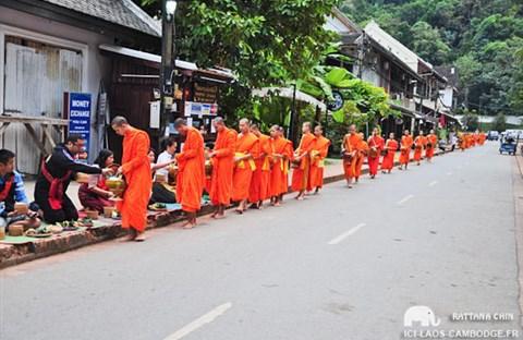 Phong cảnh xứ Lào