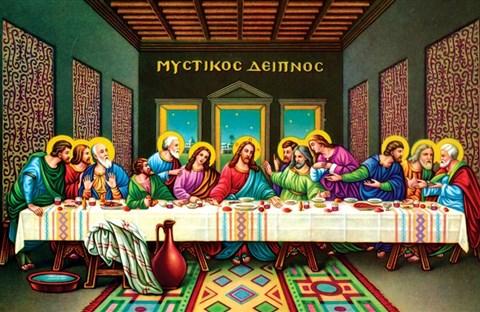Chuyện Lạ Từ Bích Họa Bữa Tiệc Ly và Danh Họa Leonardo Da Vinci